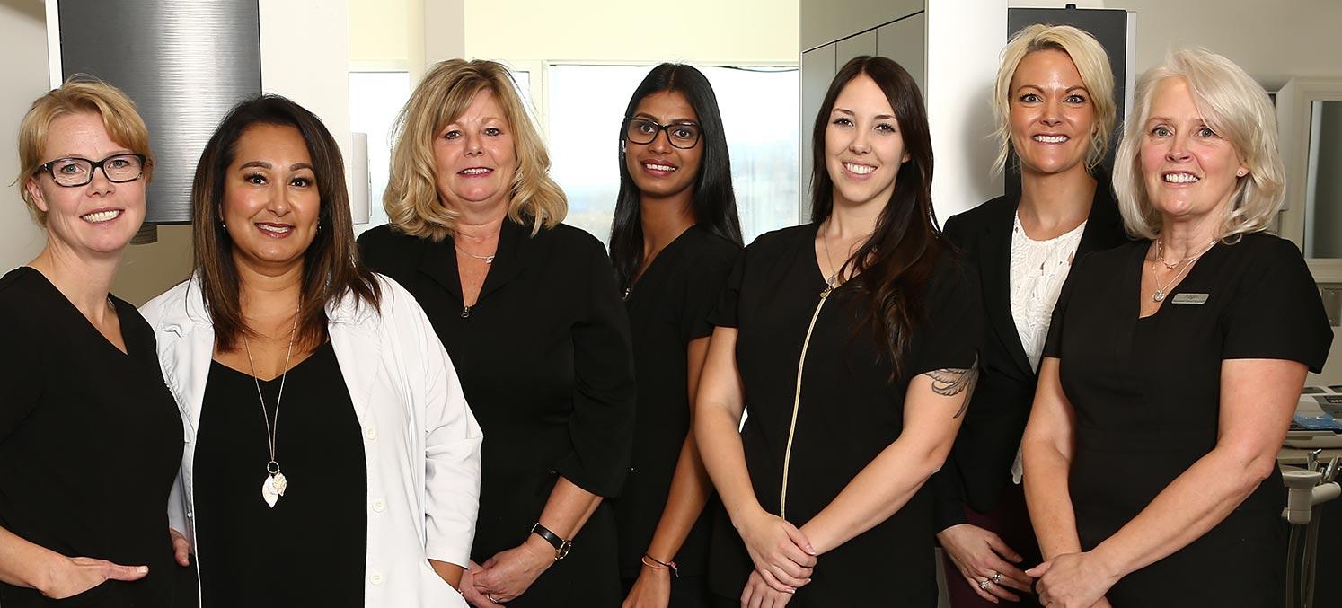Gold Square Dental Regina Staffing Team
